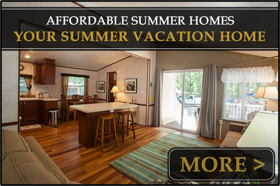 Affordable Summer Homes